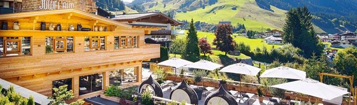 Wellnesshotel in Österreich