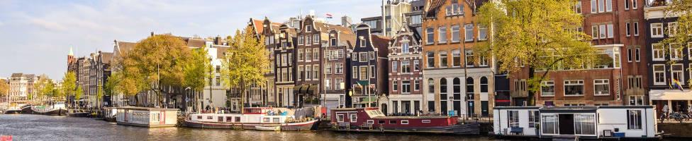 Amsterdam Flüge