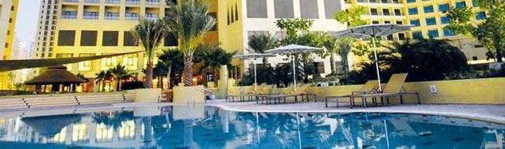 Amwaj Rotana - Jumeirah Beach Residence, Dubai
