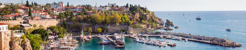 Antalya Flüge