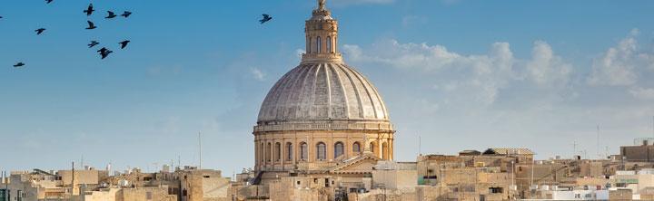 Malta Urlaub im April