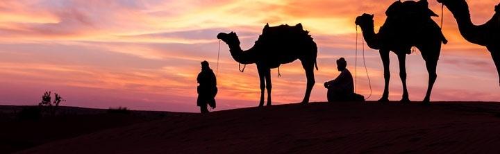 Orientalische Urlaubsklänge