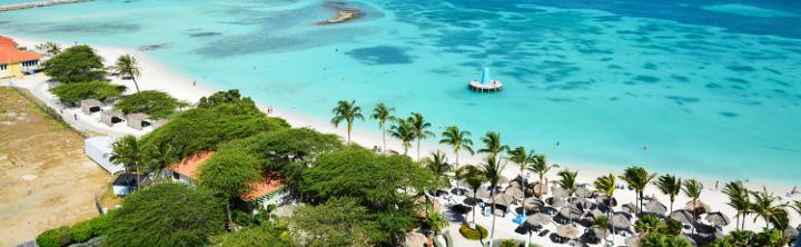 Urlaub auf Aruba zu Schnäppchenpreisen!