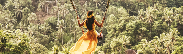 Luxusurlaub auf Bali, inkl. Flug