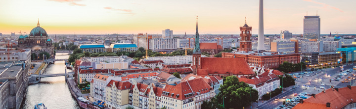 Urlaub Berlin in einer Ferienwohnung