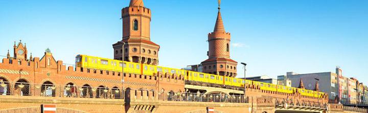 Berlin Städtereisen für jedes Budget, inkl. Flug