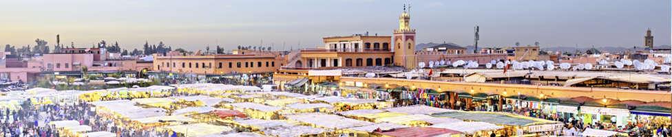 Die beste Reisezeit für Marokko erfahren Sie hier bei 5vorflug.de!