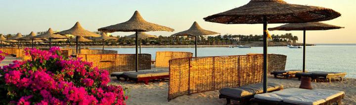 Billgurlaub Ägypten