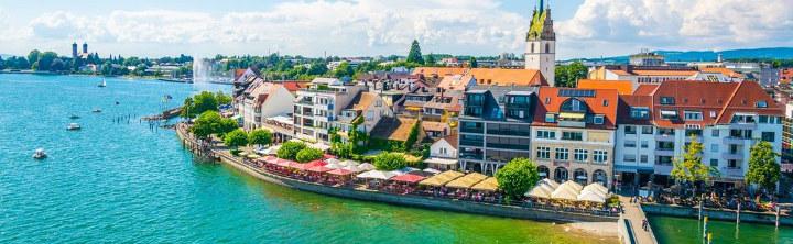 Bodensee Urlaub Reiseziele