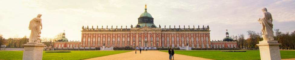 Kurzurlaub Brandenburg