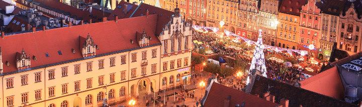 Breslau Urlaub