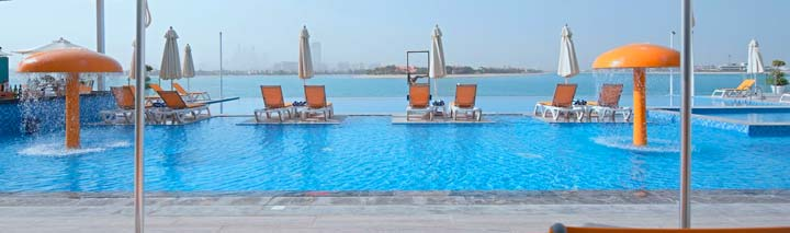 C Central Resort The Palm, Dubai