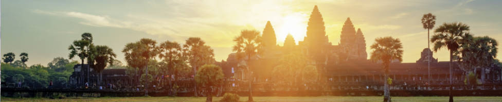 Die beste Reisezeit für Kambodscha erfahren Sie hier bei 5vorflug.de!