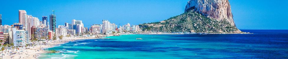 Costa Blanca Urlaub