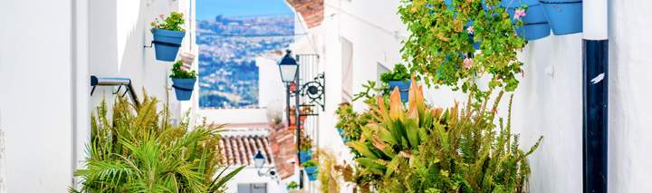 Costa del Sol Pauschalreisen für jedes Budget, inkl. Flug!