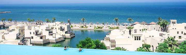 The Cove Rotana Resort, Dubai