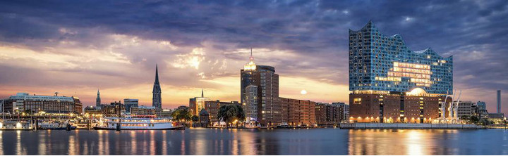 Beliebte Städte in Deutschland