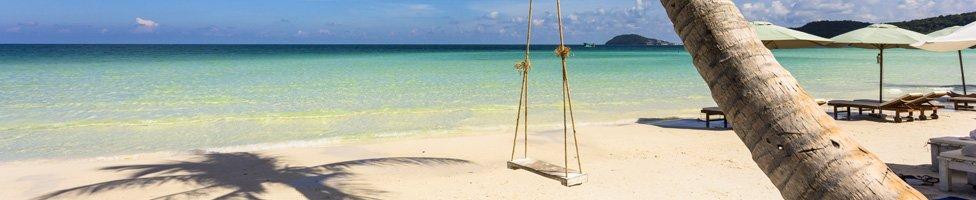 Urlaub direkt am Strand - Hotels mit Strandlage