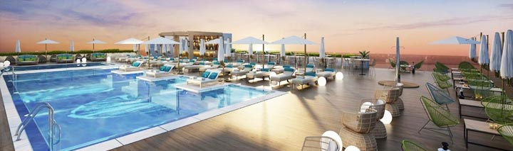 Avani Ibn Battuta Hotel, Dubai