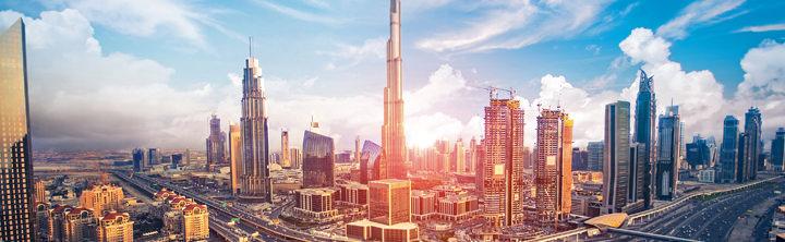 Resturlaub Dubai