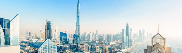 Pfingstferien nach Dubai