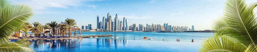 Die besten Luxushotels in Dubai