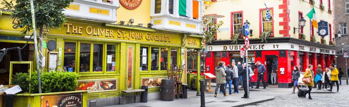 Dublin Last Minute