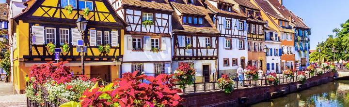 Elsass Urlaub in Colmar