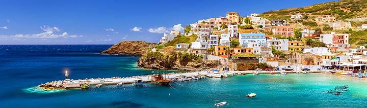Endlich wieder Urlaub in Griechenland
