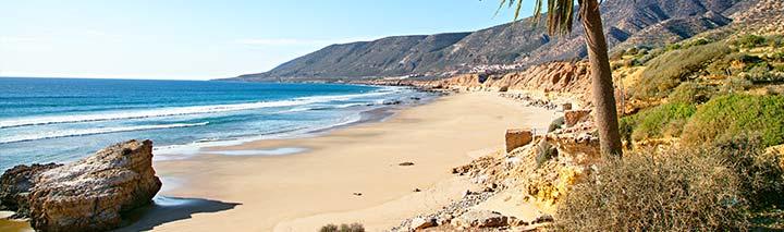 Endlich wieder Urlaub in Marokko