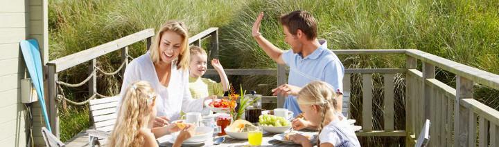 Familienurlaub Deutschland