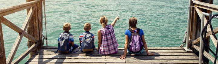 Schweden Familienurlaub
