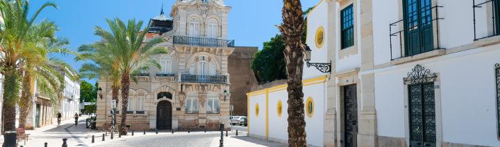 Pauschalreise Faro