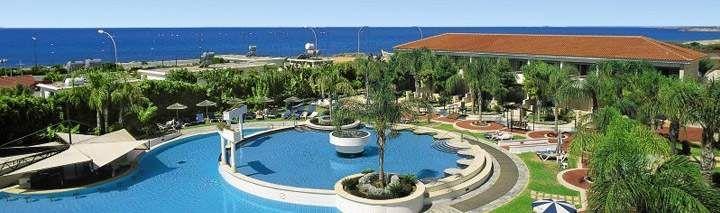 Napa Plaza, Südzypern