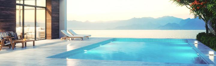 Urlaub mit Ferienhaus