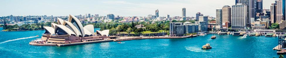 Flüge nach Australien – Erkunden Sie den Roten Kontinent