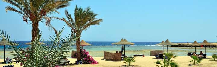 Frühbucher Ägypten Luxushotel