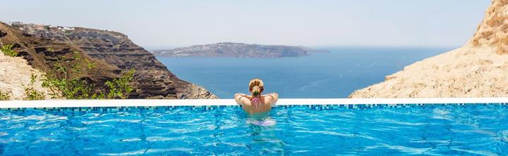Frühbucher Griechenland Luxushotel
