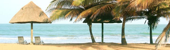 Gambia Strandhotels