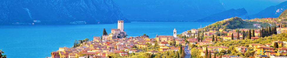 Die besten Luxushotels am Gardasee