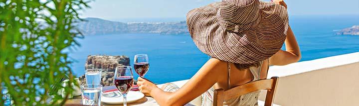 Endlich wieder Urlaub Griechisches Festland