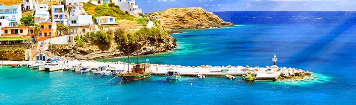 Endlich wieder Urlaub Griechische Inseln