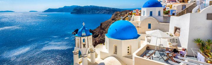 Reiseangebote Griechische Inseln, inkl. Flug