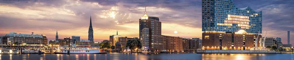 Die besten Luxushotels in Hamburg