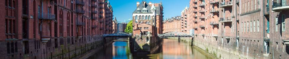 Top-Hotels in Hamburg bei 5vorFlug