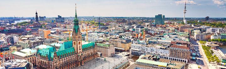 Urlaub Hamburg in einer Ferienwohnung