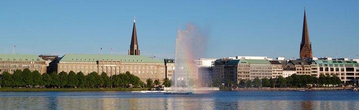 Top Hotels für Ihren Hamburg Trip