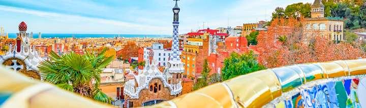 Herbstferien nach Barcelona