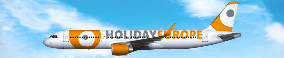 Holiday Europe Flug