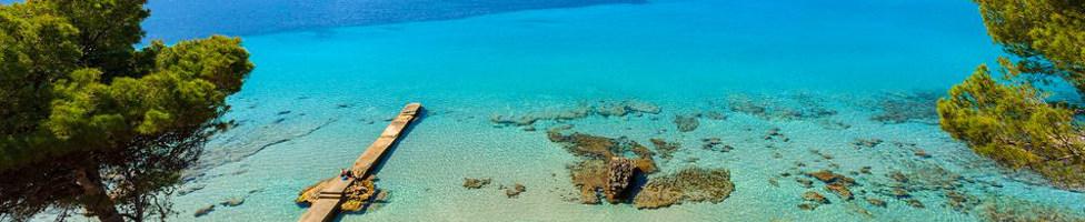 Blick am Playa de Muro